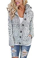 Shopgogo Caldo Inverno Donna Un Cappotto Per UqXwxttF