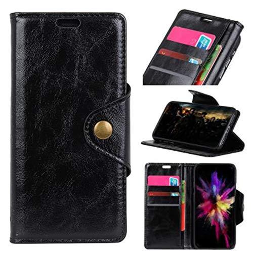 Preisvergleich Produktbild Aulzaju Samsug S10 Luxus-Schutzhülle,  für Samsung Galaxy S10,  aus Rindsleder,  superdünn,  stoßfest samsung galaxy s10 plus schwarz