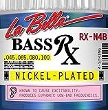 LA BELLA RX-N4B JEU BASSE 4 CORDES