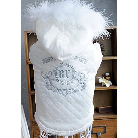 Productos para Mascotas Mascotas perros ropa cubra ambos lados en otoño y en invierno el desgaste , dos caras de desgaste