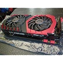 MSI 912-V360-021 GeForce GTX 1080 Ti 11GB GDDR5X - Tarjeta gráfica (