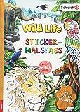 SCHLEICH® Wild Life - Sticker-Malspaß