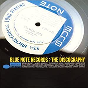 Blue Note Records:Discography [Import USA]