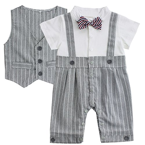 Baby Boy Christening Party Outfit Amazon Co Uk