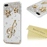 iPhone 7 Plus Case - Mavis's Diary Hard PC Plastic Case Luxury 3D