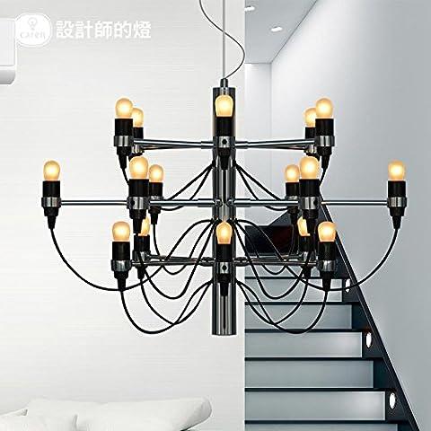 Ancernow E27 caldo creativo moda lampade a