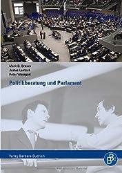 Politikberatung und Parlament