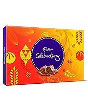 Cadbury Celebrations Assorted Chocolate Gift Pack, 193.5g (Pack of 2)
