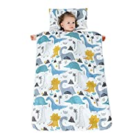 Marooma Kids Nap Mat for Ages 2-6Years - All-in-One Soft Lightweight Blanket Pillow Toddler Nap Pad for Preschool Kindergarten Daycare