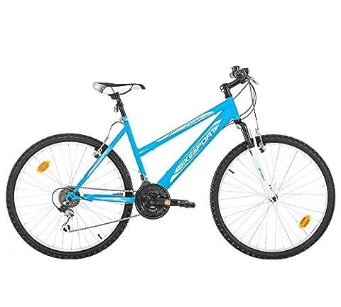 26 Zoll Bikesport ENERGY Mädchenfahrrad Damen Mountainbike, Shimano 21 Gang