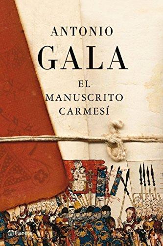 El manuscrito carmesí por Antonio Gala