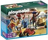 Playmobil Piratas - Tripulación pirata (5136)