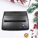 InLoveArts Máquina de transferencia de tatuajes Impresora térmica Máquina copiadora de impresora térmica de plantillas para t