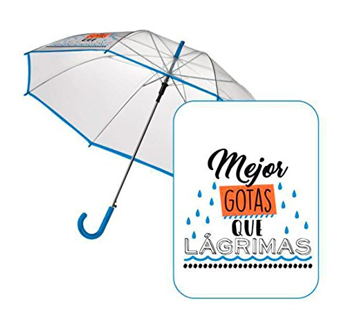 Baggy AST6324 Paraguas Automático Paraguas clásico 50 cm