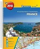 Atlas Routier France Spirale Michelin 2018