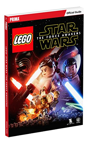 LEGO Star Wars: The Force Awakens: Prima Official Guide (Standard Edition Guide) por Prima Games