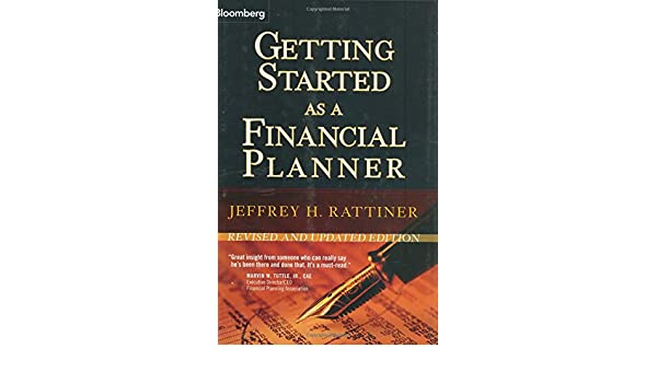 Getting Started as a Financial Planner (Bloomberg)