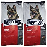 Happy Dog 2 x 15 kg Supreme Fit & Well Sport