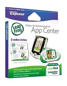 Leapfrog - 88150 - Jeu Educatif Electronique - LeapPad / LeapPad 2 / Leapster Explorer - Jeu - Cartes de téléchargement