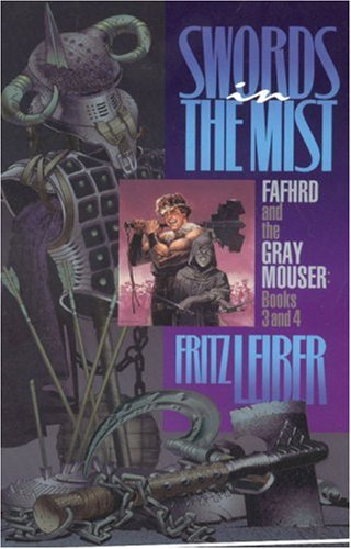 Cover of Swords In The Mist (The Swords series 3)