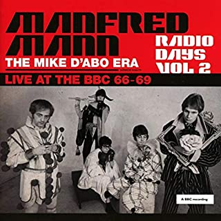 Radio Days Vol. 2 - The Mike D'Abo Era, Live At The Bbc 66-69
