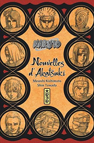 Nouvelles d'Akatsuki Edition simple One-shot