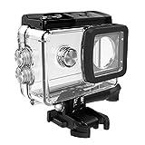 Plongée sous-marine de logement étanche d'accessoires originaux de cas de SJCAM 30M imperméable pour l'appareil-photo de sport d'action SJ4000