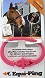 Equi-Ping - Safety Release Horse Tether - Pink