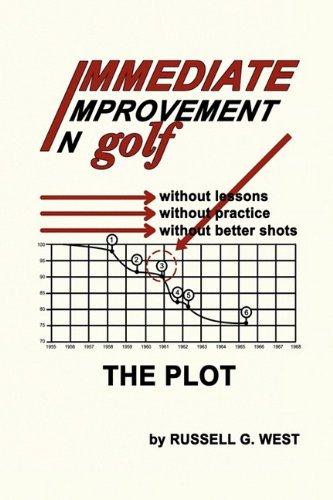 Immediate Improvement In Golf