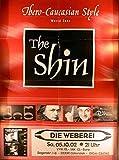 The Shin - Gütersloh 2002 Konzert-Poster A1