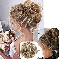 Extensiones de pelo rizado rizado, UxradG natural, rizado, ondulado, para mujeres,