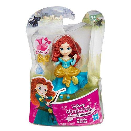 Disney Princesas Mini muñeca Surtido (Hasbro B5321EU41)
