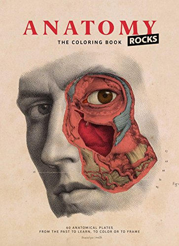 Anatomy: The Coloring Book
