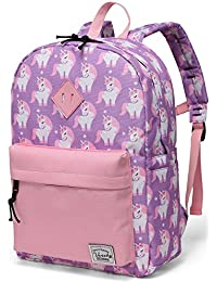 8ef19601b8 VASCHY Kids School Backpack Rucksack for Boys Girls Children s Backpack  Toddler Backpack Kindergarten Book Bag with