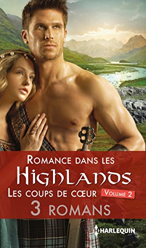 Romance dans les Highlands : les coups de coeur 2 (Les Historiques) par Terri Brisbin
