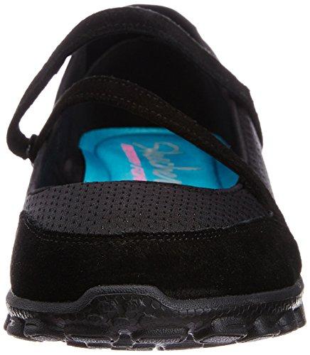 Sport scarpe per le donne, colore Nero , marca SKECHERS, modello Sport Scarpe Per Le Donne SKECHERS EZ FLEX 2 AGAME Nero Black