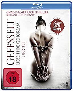 Gefesselt - Liebe. Ehre. Gehorsam. (Uncut) [Blu-ray]