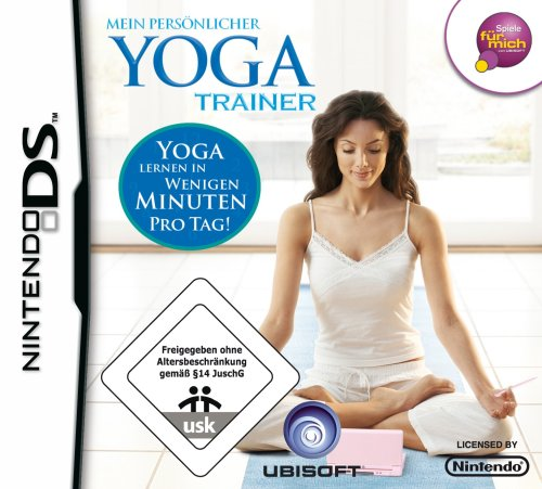 Mein persönlicher Yoga Trainer