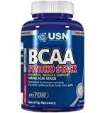 USN BCAA Syntho Stack Essential Amino Acid Stack Capsules - Tub of 120