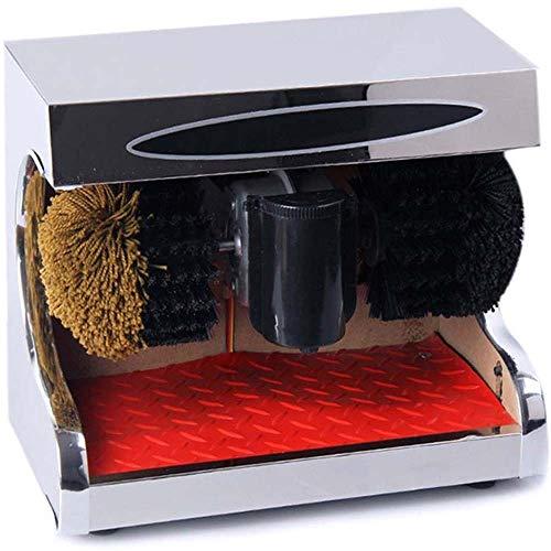 JTKDL Shoe spazzola elettrica hotel Grade duraturo Multi spazzola lucidatrice macchina automatica della polvere induzione trattamento di rimozione Scarpe Kit Scarpe Ultra Durable spazzola di pulizia G