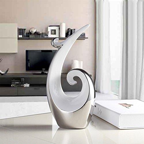 Desktop Decoration Bücherregal Büro Schreibtisch Wohnzimmer Haushalt Artikel Weinschrank Möbel (Farbe : Silber) (Silber Bücherregal)