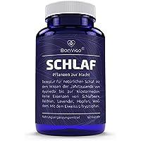 SCHLAF BonVigo® Natur-Konzentrat für Entspannung und Ruhe - Schlafbeere, Lavendel, Hopfen, Baldrian, Weißdorn... preisvergleich bei billige-tabletten.eu