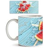 ArtzFolio Watermelon Popsicle : Glossy-f...