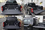 Element Trade Ford Ranger Laderaumabdeckung Bakflip HD All Aluminium