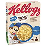 Choco Krispies White Cereales de Arroz Tostado con Chocolate Blanco - 350 gr