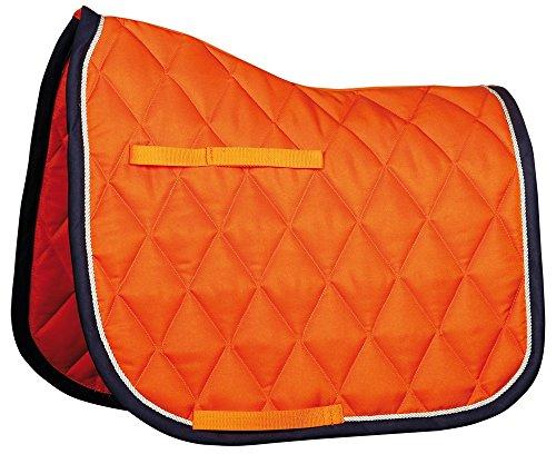 Schabracke Next Cob Vielseitigkeit orange (Horse Schabracke Orange)