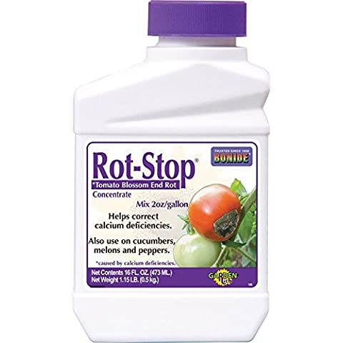 Bonide Products Rot- Stop; Pomodoro blossom-end Rosso 16oz - Pomodoro Blossom End