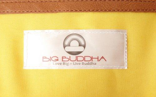BIG BUDDHA - Borsa a tracolla donna Blu (Turchese)