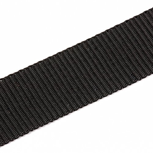 25m Stahl, Leichtes&dünnes Gurtband PP94, Einfassband aus Polypropylen (PP), 20mm