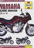Yamaha XJ900S Service and Repair Manual: 1994-2001 (Haynes Service and Repair Manuals)
